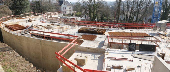Pouponnière de l'Ermitage : un chantier XXL