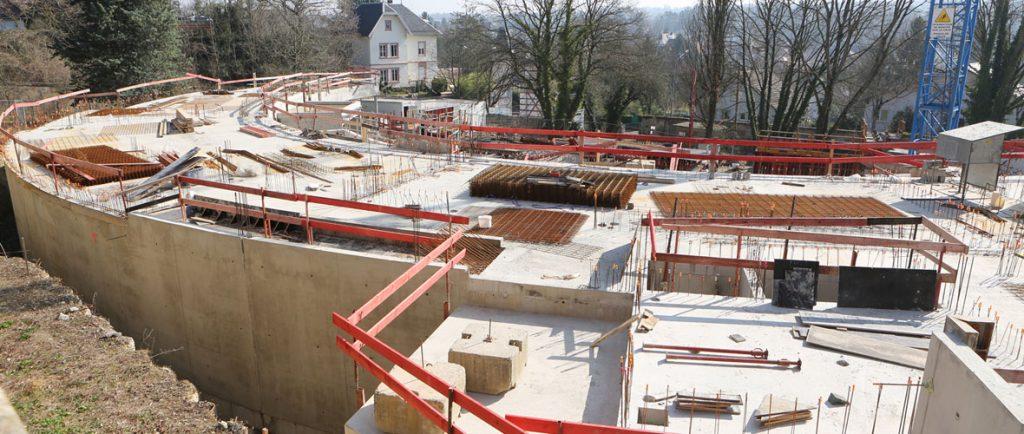 Pouponnière de l'Ermitage : un chantier XXL | M+ Mulhouse