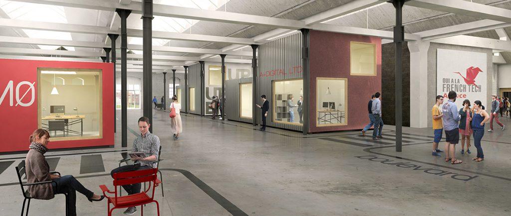 La Cité du numérique KMØ ouvrira ses portes au printemps 2018 | M+ Mulhouse