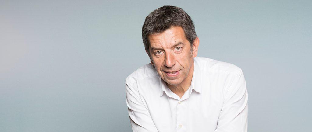 Michel Cymes : « Stop à la sédentarité » | M+ Mulhouse
