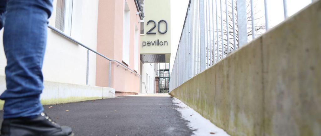 Pôle de psychiatrie : un nouveau «Pavillon 20» | M+ Mulhouse