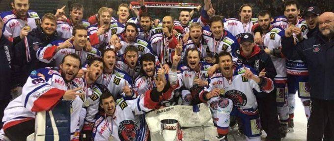 Hockey sur glace : champions ces Scorpions !