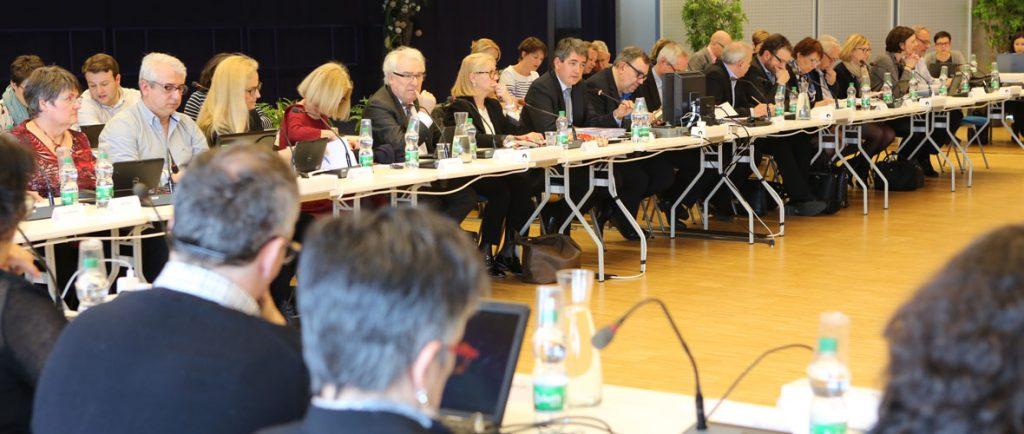 En direct du conseil municipal de Mulhouse   M+ Mulhouse