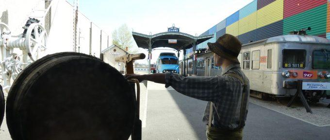 Cité du train: une saison présidentielle!