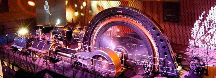 Fluide électrique au Musée Electropolis