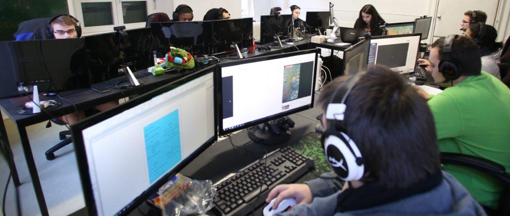 Une école pour les futurs champions du sport numérique | M+ Mulhouse