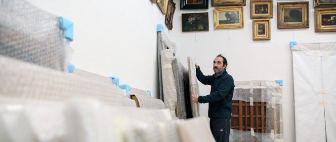 Le musée des Beaux-arts fermé pour travaux