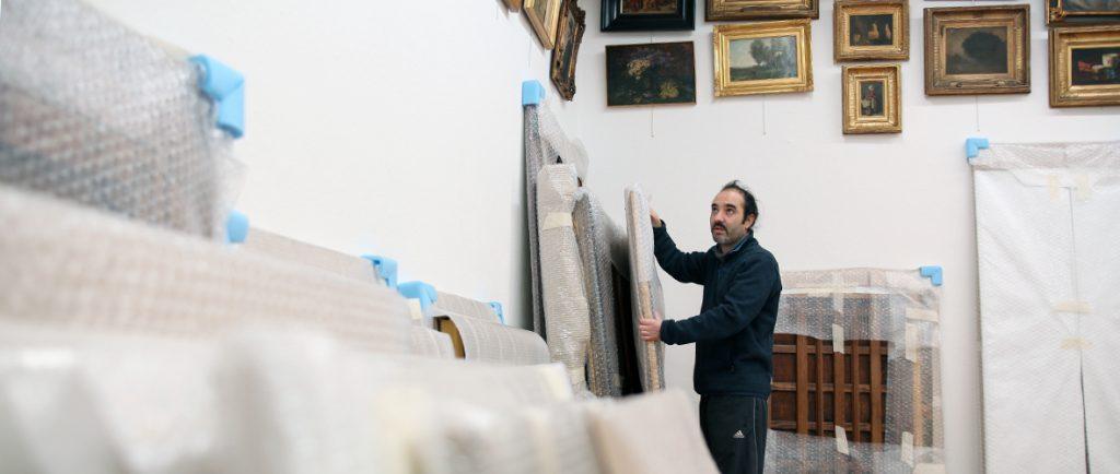 Le musée des Beaux-arts fermé pour travaux | M+ Mulhouse