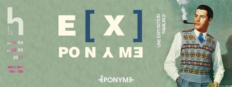 E[x]ponyme