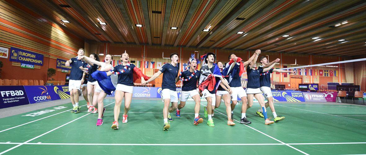 Mulhouse, capitale européenne du badminton | M+ Mulhouse