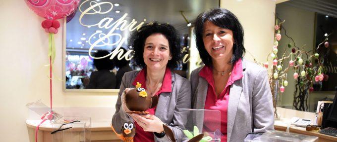 Caprices : 50 ans de créations chocolatées