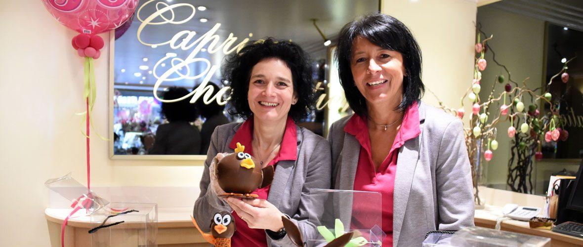 Caprices : 50 ans de créations chocolatées | M+ Mulhouse