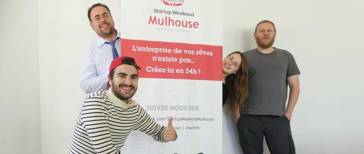 Startup Weekend Mulhouse: 54 heures pour transformer votre idée en réalité  | M+ Mulhouse