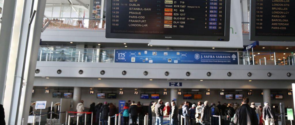 EuroAirport : l'été des nouveautés | M+ Mulhouse
