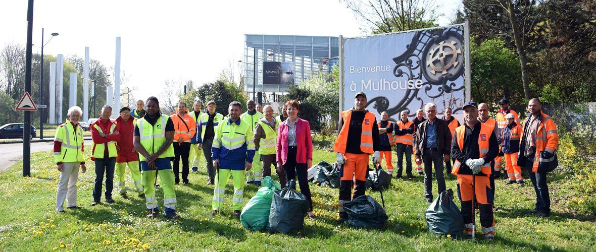 Grand nettoyage de printemps à Mulhouse | M+ Mulhouse
