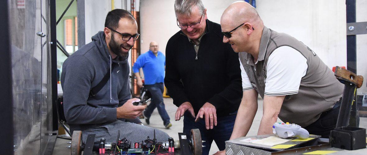 Makerfight : « Des jouets super cools ! » | M+ Mulhouse
