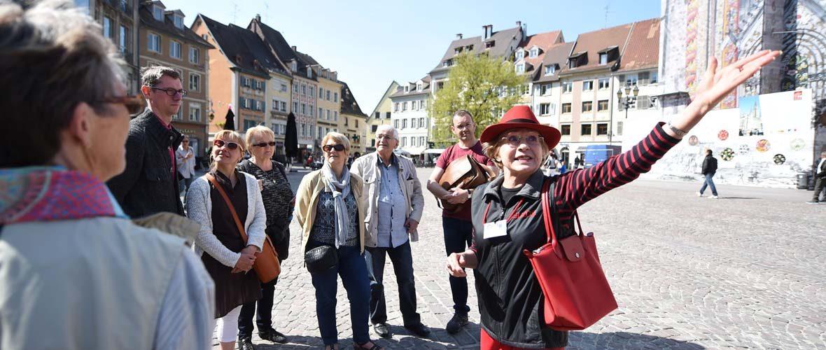 Visites-découvertes de Mulhouse: suivez le guide!   M+ Mulhouse