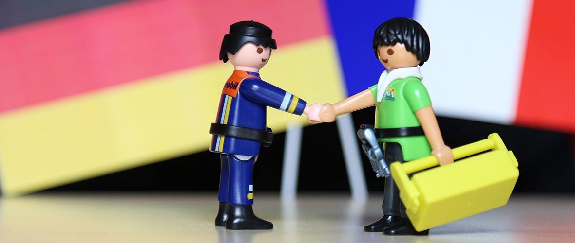 Après Warum nicht, MonatsTreff: facile, l'emploi en Allemagne! | M+ Mulhouse