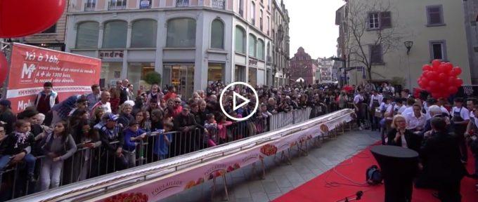 VIDÉO : les coulisses d'un record du Monde