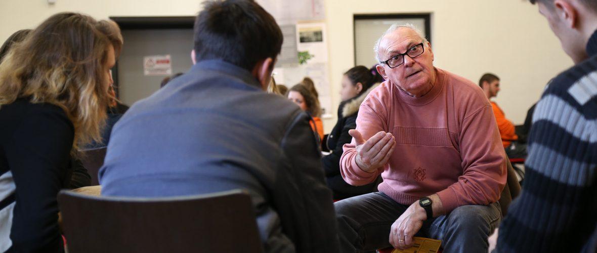 Prévention: un speed-dating pour mieux s'informer | M+ Mulhouse