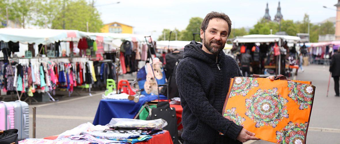 Redécouvrir le marché, versant mercerie | M+ Mulhouse