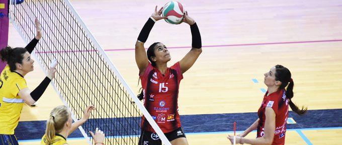 Volley: ASPTT-Cannes, le choc en demi-finales de play-offs