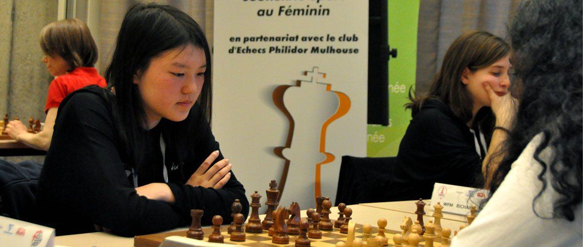 Philidor, de la formation à l'élite des échecs français   M+ Mulhouse