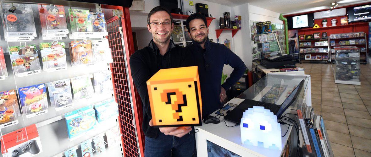 Over Games : le temple mulhousien du jeu vidéo | M+ Mulhouse