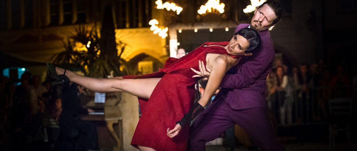 Printemps du tango