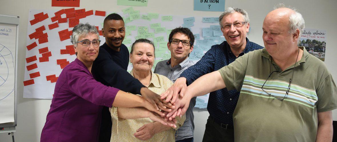 La solidarité s'invite au Startup week-end Mulhouse   M+ Mulhouse