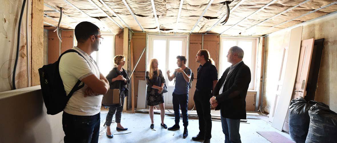 Opah: jusqu'à 50% d'aides pour rénover les logements dans les quartiers anciens | M+ Mulhouse