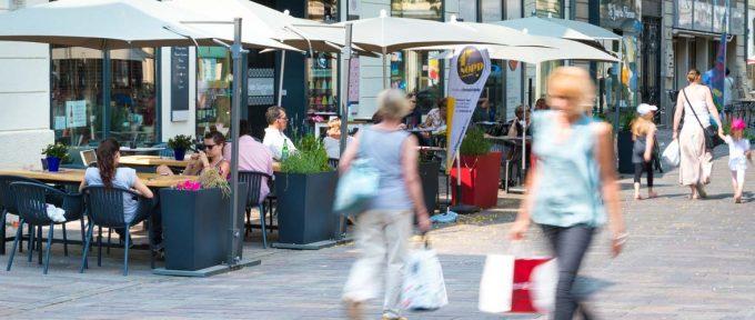 Shopping: nouvelles enseignes au centre-ville de Mulhouse