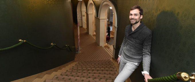 Ballet du Rhin : Bruno Bouché entre dans la danse