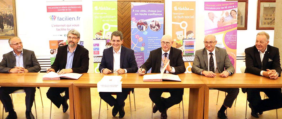Seniors : L'Apa entre dans l'ère du numérique | M+ Mulhouse