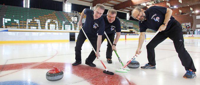 Une soirée pour découvrir le curling
