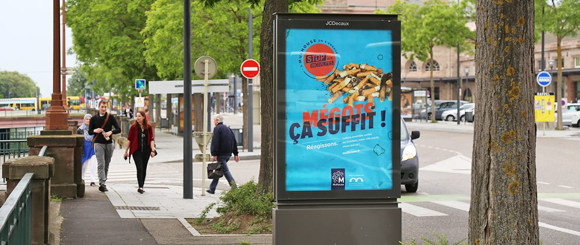 La Ville lance un plan d'actions pour lutter contre les incivilités du quotidien | M+ Mulhouse
