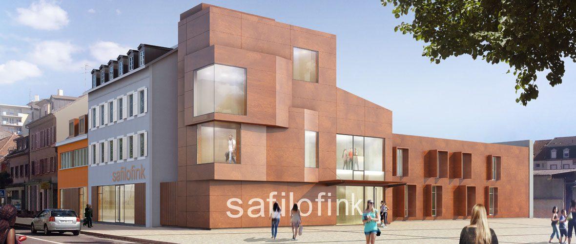 Un nouveau lieu de sport pour tous, avenue Briand | M+ Mulhouse
