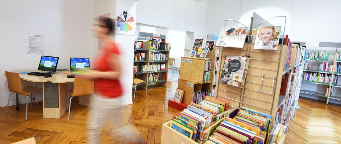 Les bibliothèques mulhousiennes à la page du numérique | M+ Mulhouse