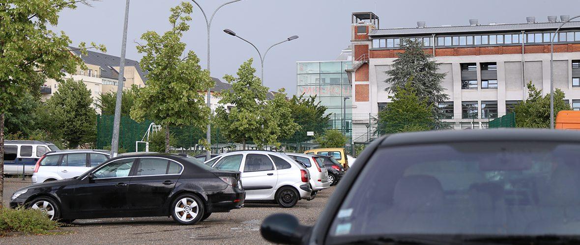 Fonderie: extension du stationnement payant à partir du 3 juillet | M+ Mulhouse