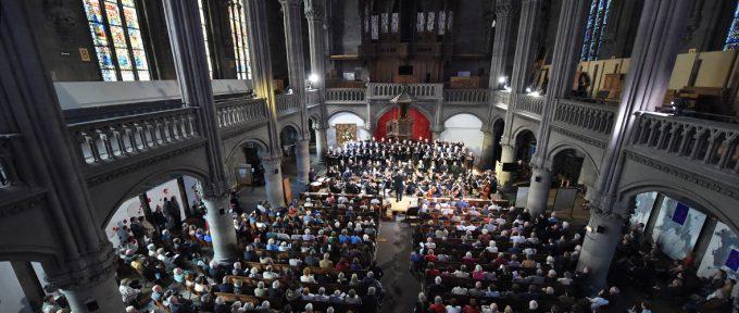 L'Heure musicale fête sa 1000e avec un programme XXL au temple Saint-Etienne