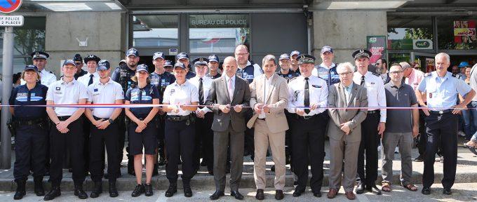 Polices municipale et nationale réunies dans un même bureau aux Coteaux