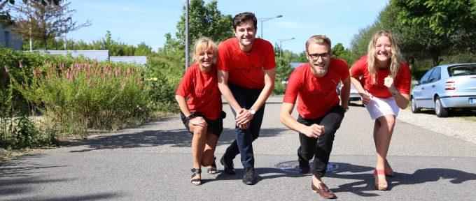 Run 5 va faire courir les salariés du parc des Collines