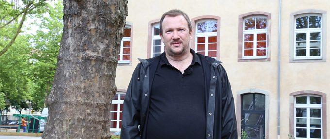 #16 Frédéric à l'école Cour de Lorraine