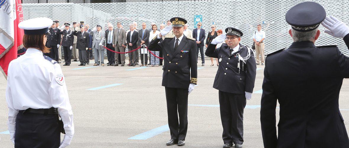 Gérard Morena, nouveau directeur départemental de la sécurité publique   M+ Mulhouse