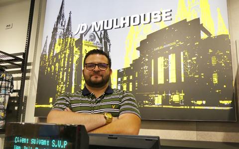 JD Sports : une ouverture en grande pompe à Mulhouse | M+, l