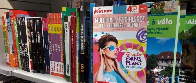 Guides touristiques: que disent-ils de Mulhouse?