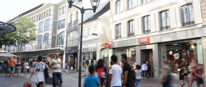 Shopping: ça bouge au centre-ville de Mulhouse !