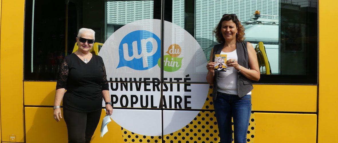L'inspirante saison de l'Université populaire   M+ Mulhouse