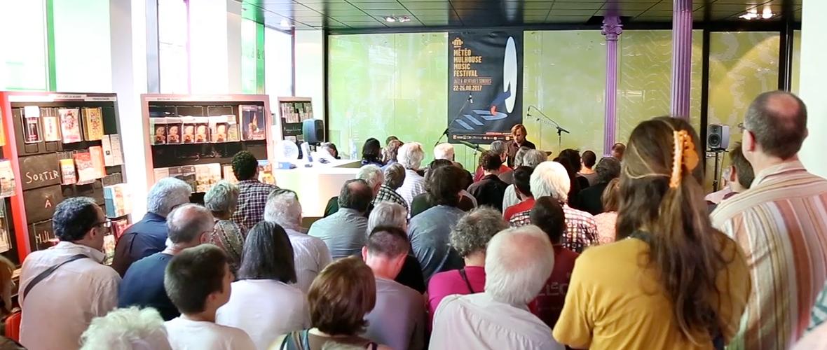 VIDEO: festival Météo, première!   M+ Mulhouse