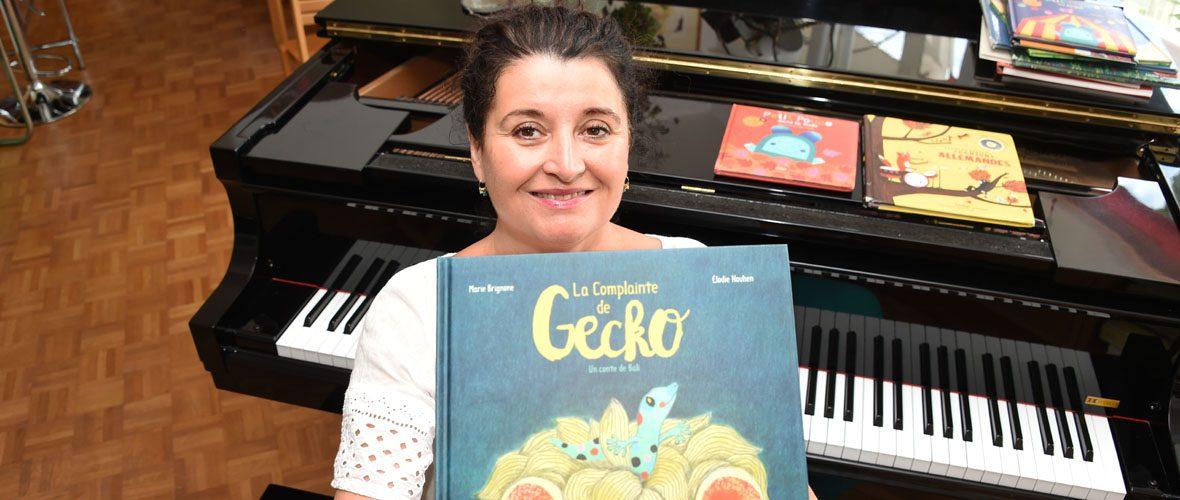 Marie, orthophoniste et auteure | M+ Mulhouse